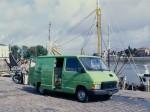 Renault trafic van 1981-89 Photo 01