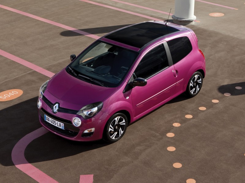 Renault twingo 2011 Photo 08