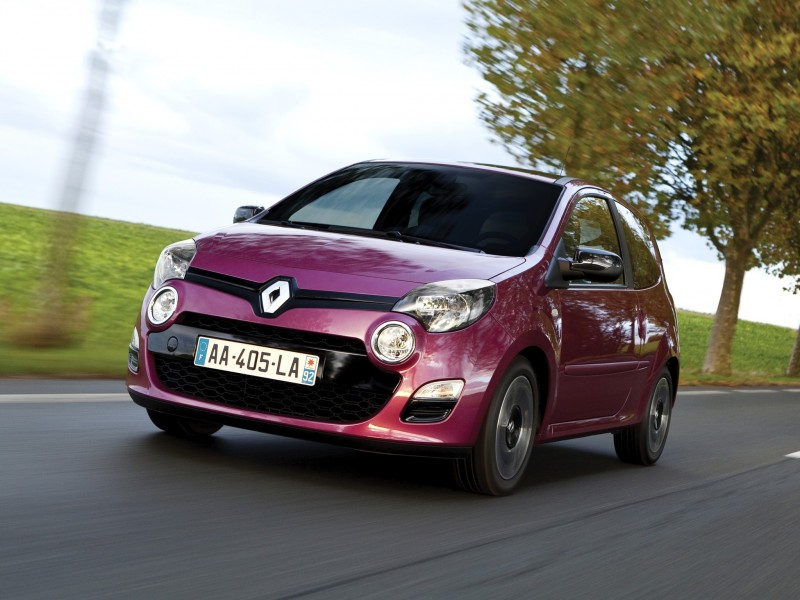 Renault twingo 2011 Photo 20