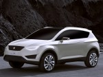 Seat ibx crossover concept 2011 Photo 01