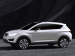 Seat ibx crossover concept 2011 Photo 02