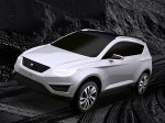 Seat ibx crossover concept 2011 Photo 03