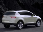 Seat ibx crossover concept 2011 Photo 04