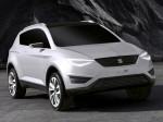 Seat ibx crossover concept 2011 Photo 05