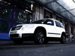 Skoda yeti urban limited edition 2012 Photo 02