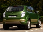 SsangYong c200 hybrid 2009 photo 03