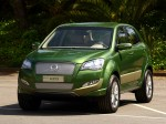 SsangYong c200 hybrid 2009 photo 04