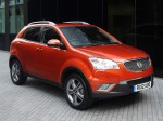 SsangYong korando uk 2010 photo 07