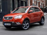 SsangYong korando uk 2010 photo 08