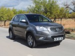 SsangYong korando uk 2010 photo 09