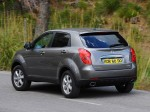 SsangYong korando uk 2010 photo 10