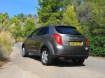 SsangYong korando uk 2010 photo 11