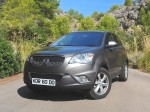 SsangYong korando uk 2010 photo 13