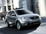 SsangYong korando uk 2010 photo 15