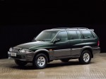 SsangYong musso photo 01