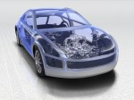 Subaru boxer sports car architecture 2011 Photo 02