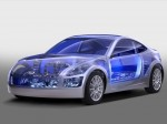 Subaru boxer sports car architecture 2011 Photo 03