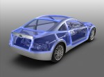 Subaru boxer sports car architecture 2011 Photo 04