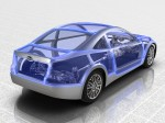 Subaru boxer sports car architecture 2011 Photo 05