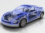 Subaru boxer sports car architecture 2011 Photo 06
