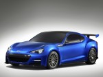 Subaru brz concept sti 2011 Photo 03