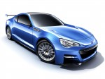 Subaru brz concept sti 2011 Photo 05