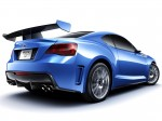Subaru brz concept sti 2011 Photo 08