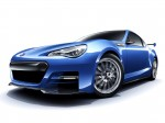 Subaru brz concept sti 2011 Photo 09