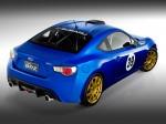 Subaru brz project car possum bourne motorsport 2012 Photo 04