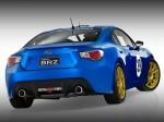 Subaru brz project car possum bourne motorsport 2012 Photo 06