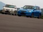 Subaru exiga 2008 Photo 09