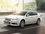 Subaru legacy china 2012 Photo 01