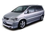 Subaru traviq s package 2001-04 Photo 09