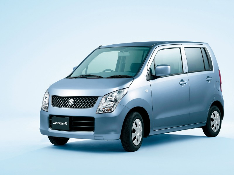 suzuki wagon r фото