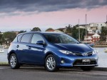 Toyota corolla ascent sport 2012 Photo 02