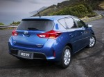 Toyota corolla ascent sport 2012 Photo 03