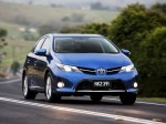 Toyota corolla ascent sport 2012 Photo 04