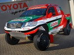 Toyota hilux rally car 2012 Photo 01