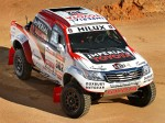 Toyota hilux rally car 2012 Photo 03