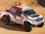 Toyota hilux rally car 2012 Photo 05
