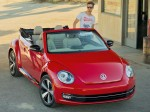 Volkswagen beetle cabriolet 2013 Photo 17