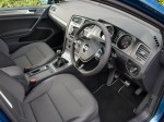 Volkswagen golf tdi bluemotion 5-door uk 2013 Photo 01