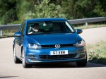 Volkswagen golf tdi bluemotion 5-door uk 2013 Photo 02
