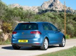 Volkswagen golf tdi bluemotion 5-door uk 2013 Photo 03