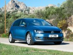 Volkswagen golf tdi bluemotion 5-door uk 2013 Photo 04
