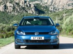 Volkswagen golf tdi bluemotion 5-door uk 2013 Photo 06