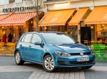 Volkswagen golf tdi bluemotion 5-door uk 2013 Photo 07
