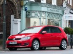 Volkswagen golf tdi bluemotion 5-door uk 2013 Photo 08