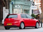 Volkswagen golf tdi bluemotion 5-door uk 2013 Photo 09