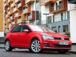 Volkswagen golf tdi bluemotion 5-door uk 2013 Photo 10